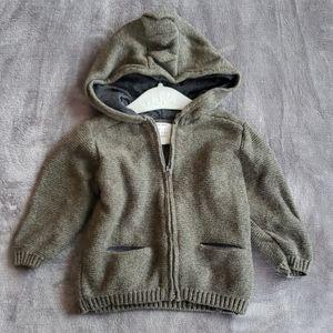 Zara Baby Knit Wear Sweater - size 18-24M